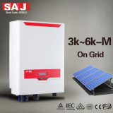 Invertitore solare Integrated di monofase di Su-griglia dell'interruttore di CC di SAJ 4KW 2MPPT