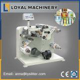 Fornecedor de rebobinamento de corte horizontal da máquina da etiqueta em China