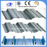Лист Decking пола стальной структуры гальванизированный материальный