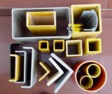 Buis van de Glasvezel van de Producten van het Kanton GRP FRP de Eerlijke Antistatische Cirkel