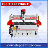 Деревянные конструкции машины гравировка машины с ЧПУ маршрутизатор Ele1212 от Циньане Blue Elephant