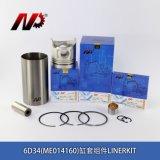 MiniErsatzteil-Motor-Kolben des exkavator-6D34