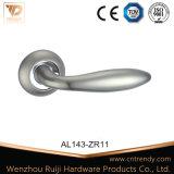 Handvat van de Deur van het Handvat van het Aluminium van de buis het Binnenlandse Houten (AL202-ZR11)