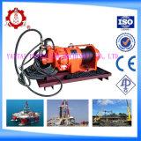 1 Ton 2200lb Tugger Ar Manual para minas de carvão subterrâneo