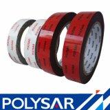 cinta adhesiva de la espuma negra del PE de 0.8m m con el trazador de líneas de papel