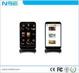 P4 P5 Qualität bewegliche LED Bildschirm mit geltendem Preis bekanntmachend