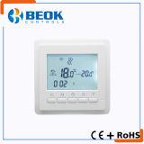 Termóstato del sitio de aparato electrodoméstico para la calefacción de suelo eléctrica