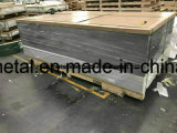 Piatto estiguuto alluminio 6082