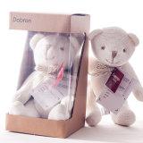 Het gebreide Buitensporige Met de hand gemaakte Stuk speelgoed van de Gift van de Teddybeer van de Kwaliteit Zachte Gevulde