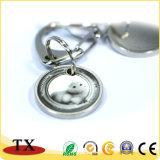 Chaîne principale de belle en métal pièce de monnaie de chariot pour le cadeau de promotion