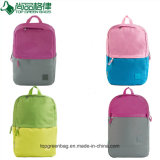 Form-Laptop-Rucksack-Polyester-Beutel-täglicher fördernder Rucksack