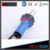 1600W PVC溶接機の熱気のはんだ付けする銃