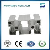 Perfil de alumínio com acabamento de Usinagem Sinpo