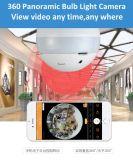 Ampoule de la caméra IP sans fil Wifi Fisheye 960p 360 Degré Mini caméra CCTV VR 1.3MP Panoramique Caméra WiFi de sécurité à domicile