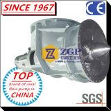 Pompa chimica della pompa & del gomito di flusso assiale di serie dello ZW & pompa di elica