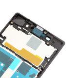 LCD Ctil Pantalla irlandês abre caminho para a Sony Xperia Z1 compacta Mini D5503 Blanco Con Marco&Nbsp;Negro