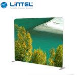 Étalage en aluminium de stand de contexte de tissu de qualité (LT-24Q1)