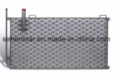 Plaque du refroidisseur d'huile de chauffage de la plaque de cavité de la plaque d'oreillers de plaque