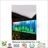 Lámina de fibra de poliéster transpirable para /filtro del depósito de peces de estanque