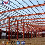 El bastidor de acero prefabricada Taller de creación de estructura de acero para almacenamiento en frío de acero de Hangar garaje