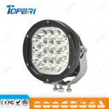 lampada rotonda dell'azionamento dell'automobile LED del Wrangler di 12V 90W ATV per la jeep