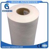 Tissu non-tissé en bambou normal de 100% pour l'essuie-main médical