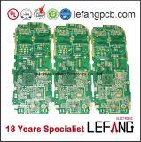 Smartphone Mainbaordのための高周波PCBのボード
