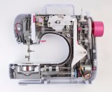 Macchina per cucire Fhsm-508 della famiglia portatile della mano dei vestiti per il sacchetto