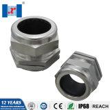 Hnx resistente al agua IP68 de acero inoxidable 303 304 316 316L Prensaestopas