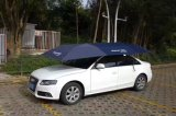 Guarda-chuva invertido da chuva do carro do logotipo da qualidade superior reverso reto feito sob encomenda
