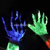 Guanto di incandescenza del giocattolo dei capretti dei rifornimenti del Festival-Partito con il lampeggiamento chiaro del LED