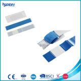 Blauer nachweisbarer Verband für Fingerspitze-Anteil an der Lebensmittelsicherheit industriell