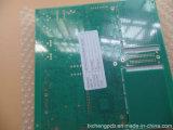 Poliimida 50um placa PCB flexível com máscara de amarelo