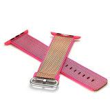 Fascia di nylon luminosa del cinturino delle donne di modo per Iwatch