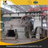 使用された高品質の最もよい価格のスチール製造装置電気アーク炉