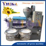Aceite de girasol automático de la máquina para la producción de aceite de cocina comestibles