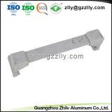 Perfil Aluminuium competitivo para o dissipador de calor do radiador de equipamento de áudio do carro