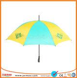 Реклама Pongee ткань поле для гольфа зонтик добавочный номер