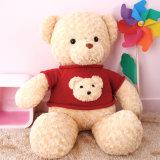 Urso macio da peluche do brinquedo do luxuoso da alta qualidade