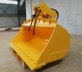 販売のための油圧掘削機の傾きの溝を堀るバケツ