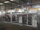 2018 película de plástico de alta precisión el papel de aluminio Precio Máquina de Impresión Huecograbado