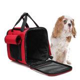 Luxury Red Travel Puppy Dog Saco Pet