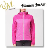 여자 Sportwear 외부 착용 Softshell 재킷