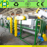HDPE pp de Wasmachine van de Fles van de Melk van het Recycling van het Huisdier van PC