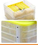 96個の卵のセリウムのマーク付きの自動小型鶏の卵の定温器(EW-96)