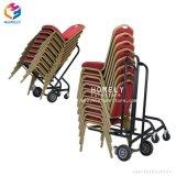 Таблица стул передвижной тележке с колесами в банкетный зал мероприятия