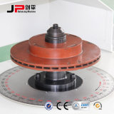 Jp Jianping Metal pulido Frenos Frenos Frenos de aviones Equilibre la máquina