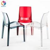 Chaise en plastique de loisirs à bon marché sans accoudoir pour le commerce de gros