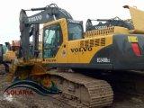 販売のための使用された元のスウェーデンVolvo Ec240blcのクローラー掘削機