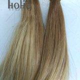 Banheira de vender a dupla sacadas Ombre 14 polegada I Dica de cabelo humano ramal